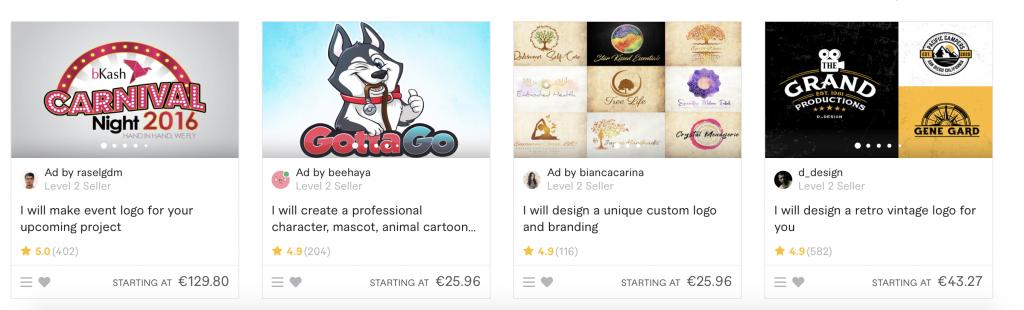 Logo Ontwerpen geld verdienen op het internet